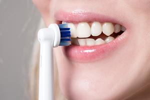 電動歯ブラシの正しい使用方法