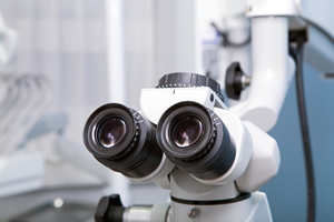 マイクロスコープ(手術用顕微鏡)で予防歯科
